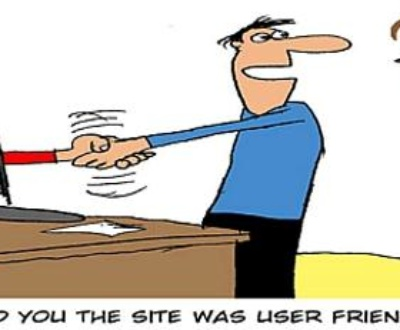 User Friendly Website Development