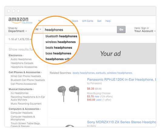Measure ROI - Amazon Marketing Services