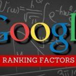 Google Ranking Factors | TimeZ Marketing