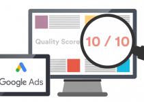 Google Ads Keyword Quality Score