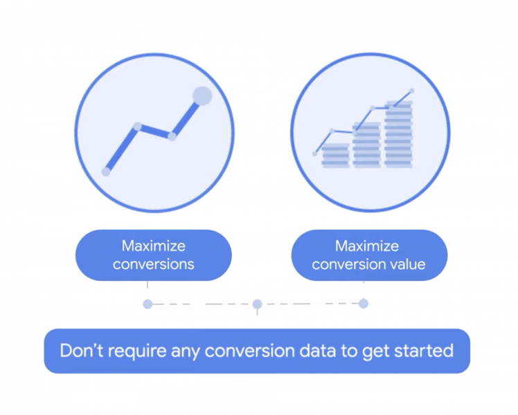 Maximize Conversion Vaule and Maximize Conversions Bidding Strategy