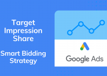 Target Impression Share - Google Ads Bidding Strategy